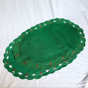 Other - Christmas Garland Placemats